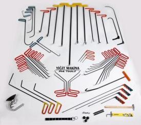 Yiğit makina pdr tools boyasiz göçük imalati - Bursa Oto