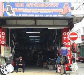 Oto kilif imalatçilari bursa ok otomotiv - Bursa Oto
