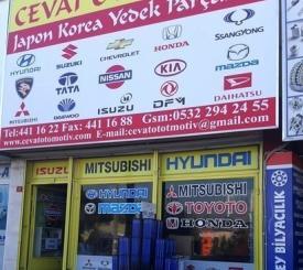 Cevat otomotiv japon kore yedek parça nilüfer bursa - Bursa Oto