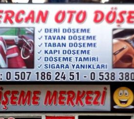 Sercan oto döşeme - Bursa Oto