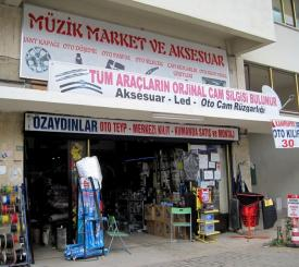 Özaydinlar müzik market - Bursa Oto