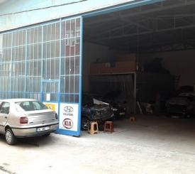 Hb otomotiv hasar onarim kaporta boya servisi - Bursa Oto