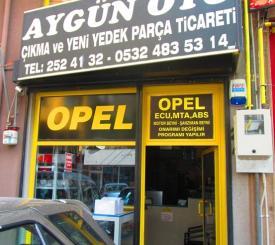 Aygün opel 2. el çikma parça - Bursa Oto