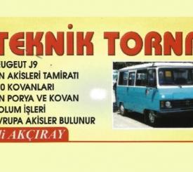 Teknik torna aks tamir servisi - Bursa Oto