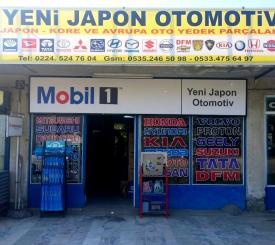 Yeni japon otomotiv yedek parça gemlik - Bursa Oto