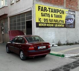 Ems otomotiv 2.el far tampon tamiri - Bursa Oto
