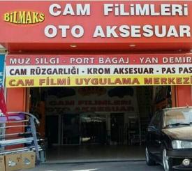 Bilmaks cam filmleri oto aksesuarlari - Bursa Oto