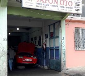Bursa japon otomotiv oto motor servisi - Bursa Oto