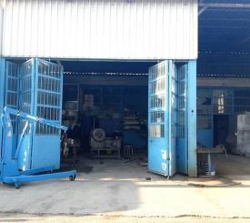 Karadeniz torna iş makinalari tamir servisi - Bursa Oto