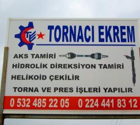 Tornaci ekrem hidrolik direksiyon - Bursa Oto