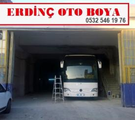 Erdinç oto otobüs boya servisi - Bursa Oto