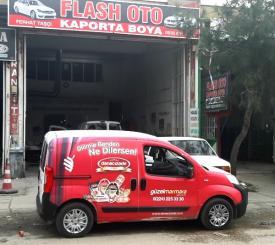 Flash oto kaporta boya servisi - Bursa Oto