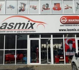 Lasmix lastik servis makinalari satişi - Bursa Oto