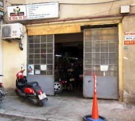 Kaynakçi yaşar motorsiklet egzoz imalati - Bursa Oto