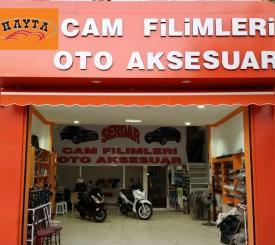 Hayta cam filmleri oto aksesuar - Bursa Oto