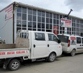 Yenişehir motor yenileme rektefiye servisi - Bursa Oto