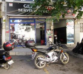 Gezer motor yedek parça tamir servisi - Bursa Oto