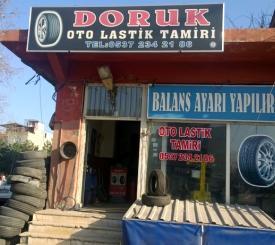 Doruk oto lastik tamir servisi yildirim - Bursa Oto