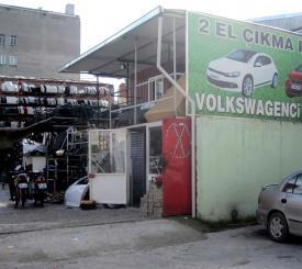 Volkswagenci ahmet 2. el çikma parça - Bursa Oto