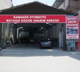 Karagöz otomotiv boyasiz göçük onarim bursa - Bursa Oto