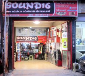 Sound 16 oto müzik görüntü sistemleri - Bursa Oto