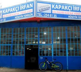 Kapakçi irfan silindir revizyon - Bursa Oto