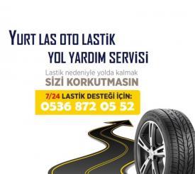 Yurt las 7 24 oto lastik yardim servisi nilüfer - Bursa Oto