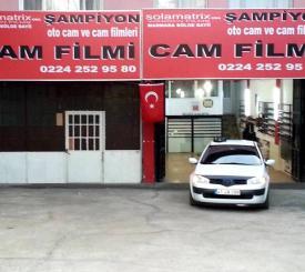 Şampiyon oto cam filmi servisi - Bursa Oto
